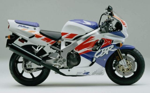 Honda CBR900RR 92