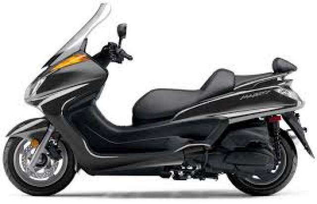 Honda Majesty scooter