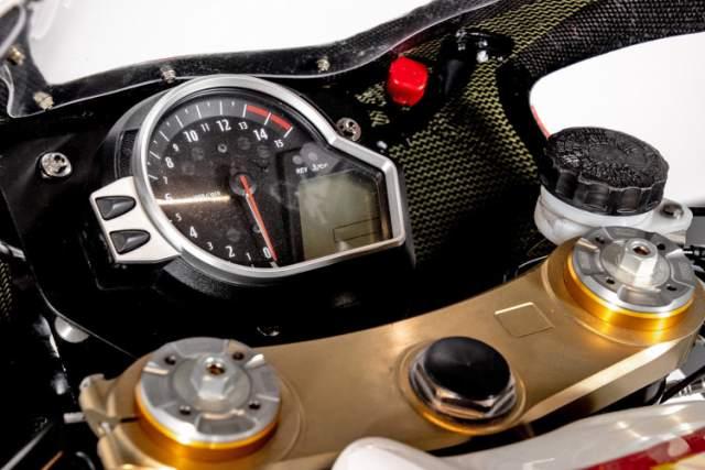 Honda Marco Simoncelli replica CBR1000RR