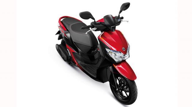 Honda Moove Scooter