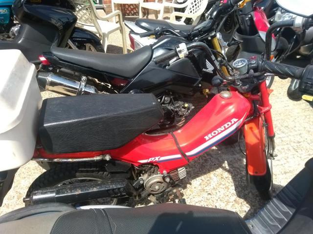 Honda PX50
