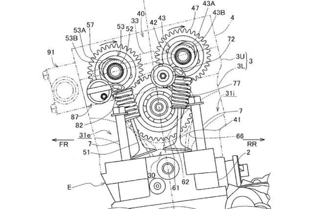 VTEC patent