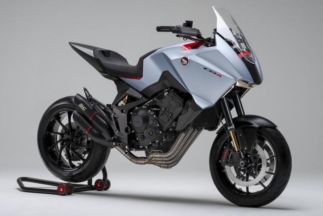 Honda-CB4X