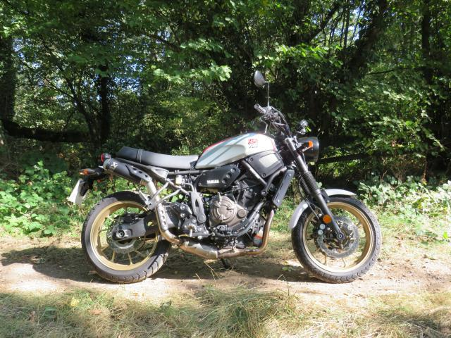 Yamaha XSR700 XTribute (2019) Review