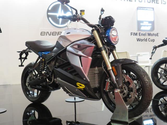 what are electric motorcycles