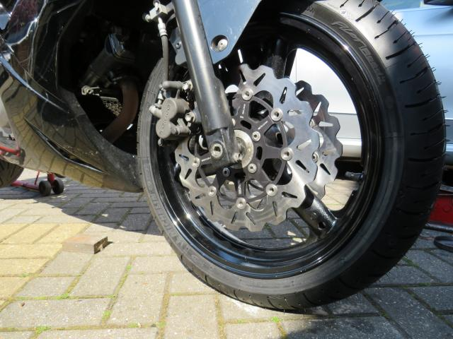 Galfer high performance disk on sv650s