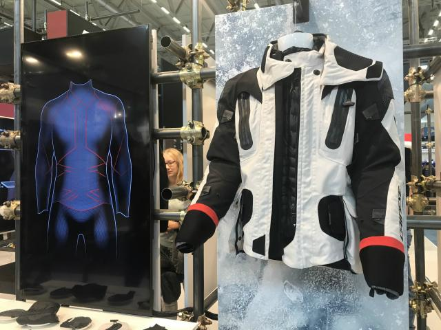 Dainese delights at Intermot 2019
