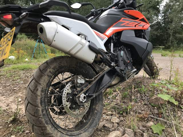KTM 790 Adventure first impression review
