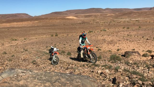 Morocco KTM