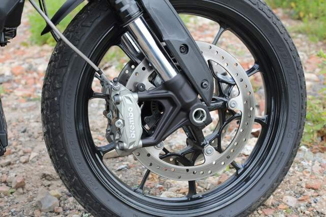 Indian FTR1200 review