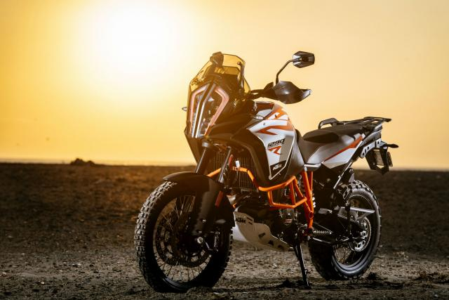 First ride: KTM 1290 Super Adventure R review