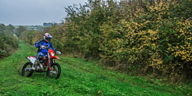 Taming the beasts part two: KTM 250 EXC TPI