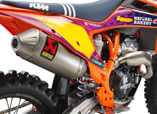 KTM 250 SX-F TLD