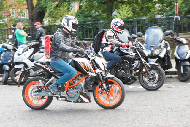 Survey finds motorcycles safest mode of transport during COVID-19