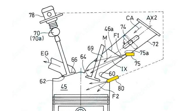 Kawasaki Dual Injection Supercharged Engine