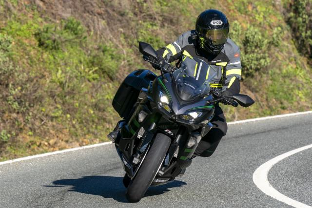 Kawasaki Ninja 1000 SX Visordown review