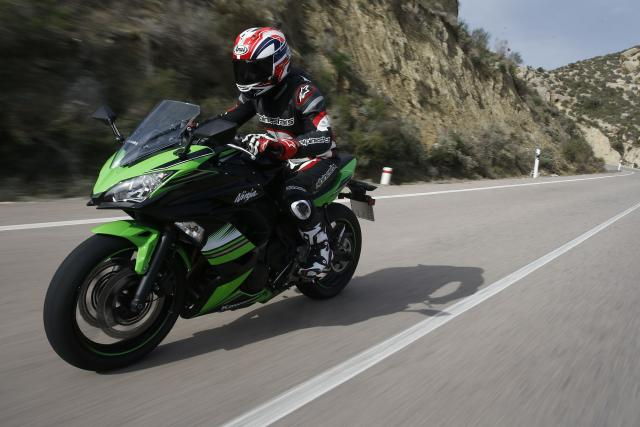 First ride: Kawasaki Ninja 650 review