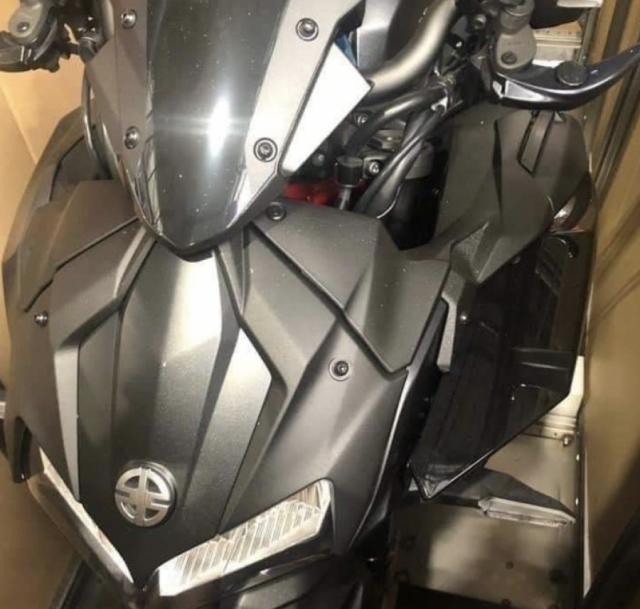 Kawasaki Z-H2.