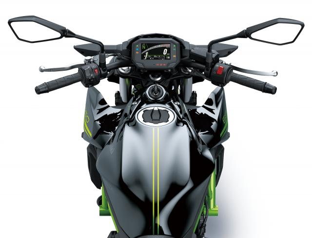Kawasaki Z650 Visordown review