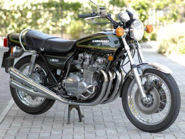 Kawasaki Z900 1976