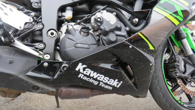 Kawasaki ZX-6R Ninja Review