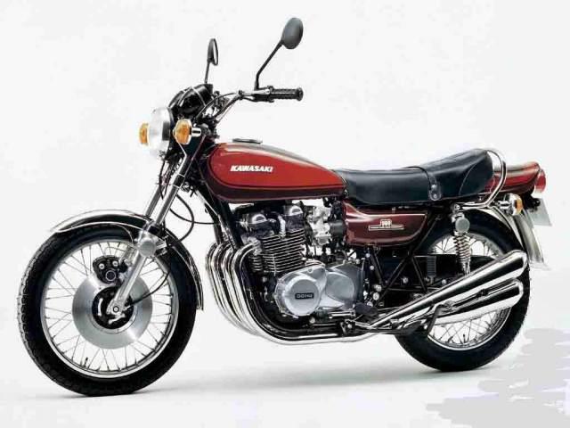 1972 - Kawasaki Z1 900