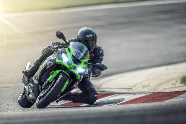 Kawasaki announce updated ZX-6R Ninja for 2019