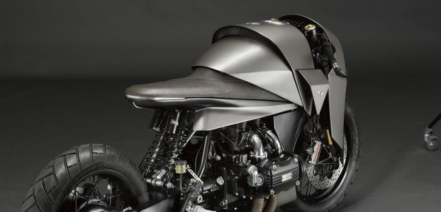 Kenzo Honda Goldwing