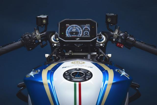 MV Agusta announce one of the rarest road bikes on the planet