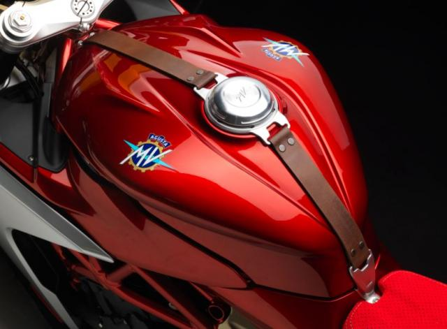 MV Agusta Superveloce Serie Oro