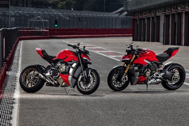 Ducati V4 Streetfighter