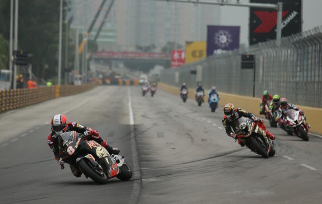 Macau Grand Prix field