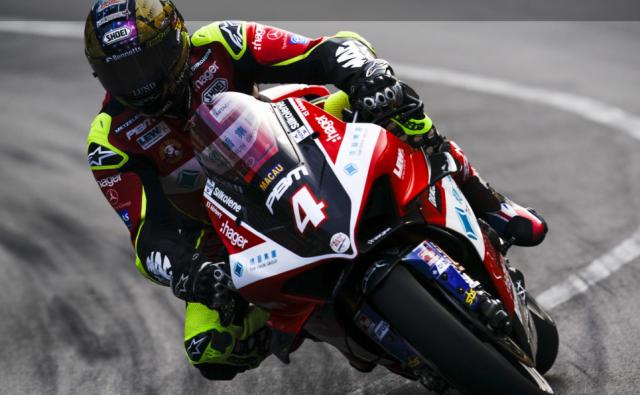 John McGuinness - PBM Ducati