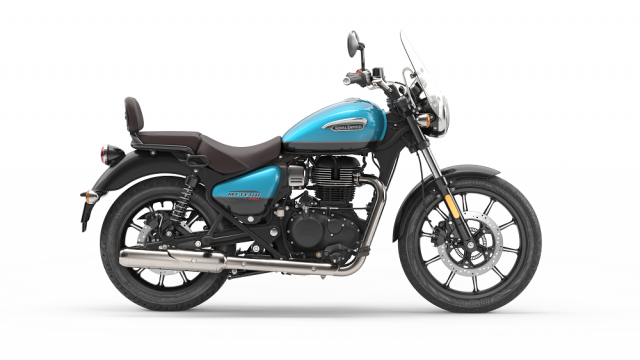 Meteor 350 motorcycle announced