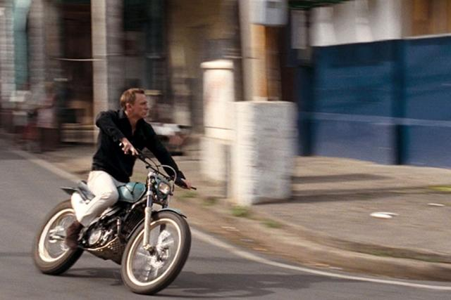 Montesa Cota, Quantum of Solace, 2008