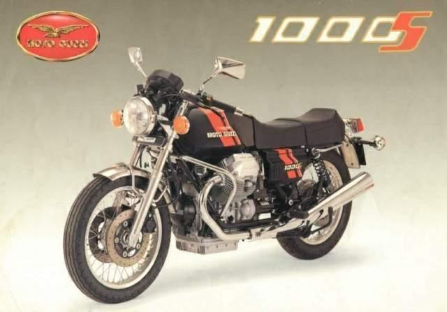 Moto Guzzi 1000S
