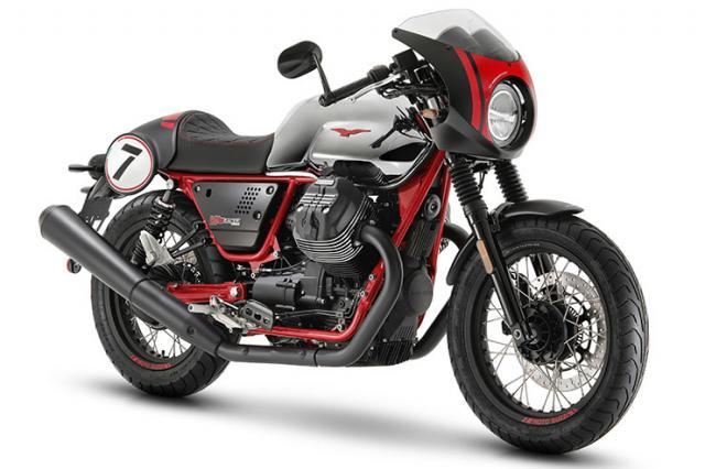 MotoGuzzi V7 III Racer 10th Anniversary