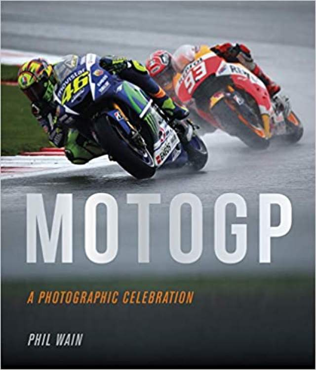 MotoGP book