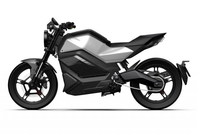 NIU RGi-GT CES 2020