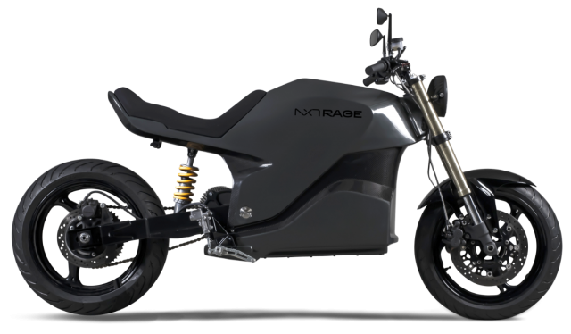 NXT Rage Motorcycle