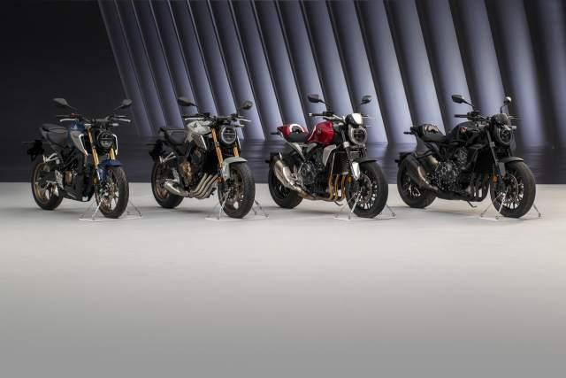 2021 Honda CB125R
