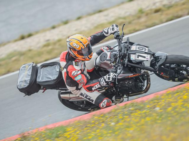 New KTM 890 Duke in the offing?