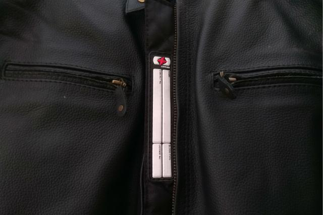 First impressions: Oxford Buddy 2.0 leather jacket, £179.99