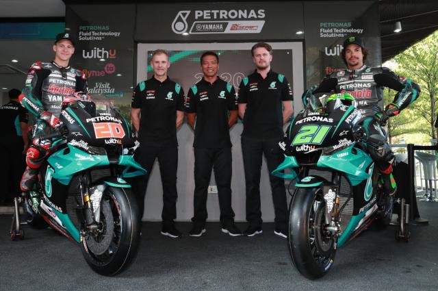 Petronas SRT 2020 MotoGP