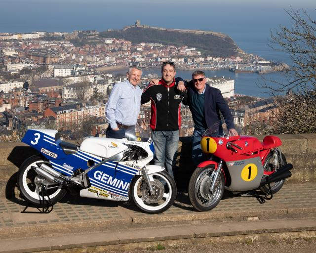 Road Racing Returns to Oliver's Mount, Scarborough
