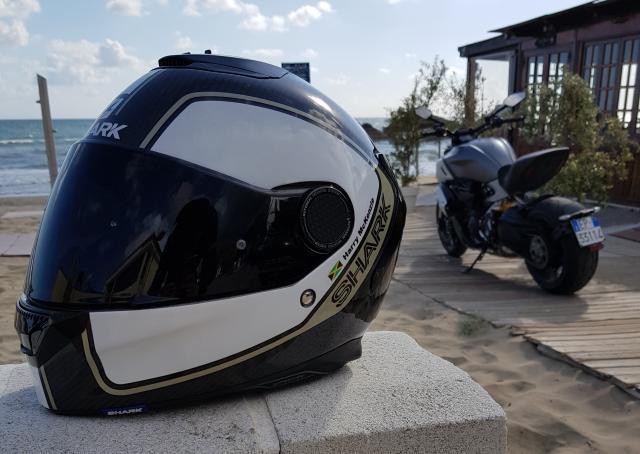 Spartan Carbon Priona helmet review