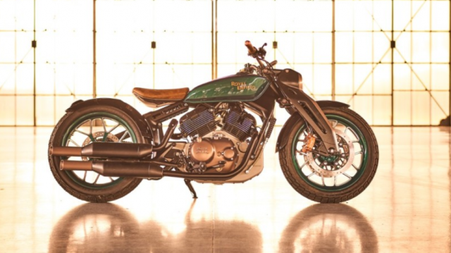 Royal Enfield Concept KX