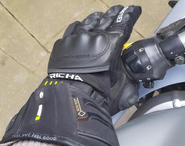 Richa GTX Artic Gloves