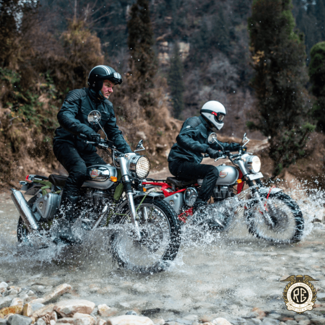 Royal Enfield Bullet Trials 500