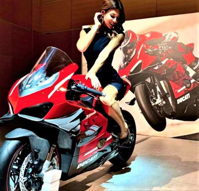 Ducati Superleggera V4 Project 1708